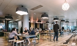 The innovators: digital nomads make office sharing a reality - The Guardian | Digital Collaboration and the 21st C. | Scoop.it