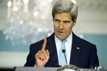 John Kerry:une action militaire ciblée sans troupes au sol | Syrie | frenchrevolution | Scoop.it