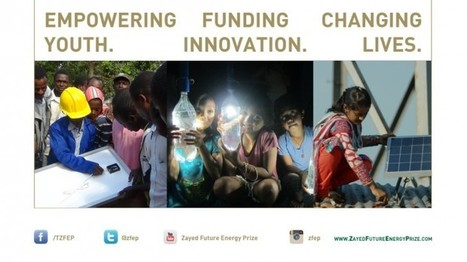 Dr Nawal Al-Hosany Discusses Zayed Future Energy Prize | Clean Energy, Biogas &  Cookstoves | Scoop.it