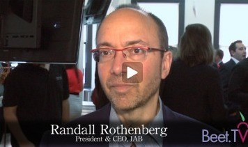 IAB's Randall Rothenberg on Connected TV Standards | screen seriality | Scoop.it