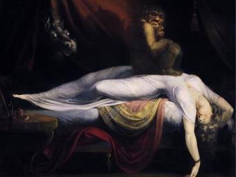 La angustiosa parálisis del sueño | Elearning en la Cooperación Universitaria al Desarrollo | Scoop.it