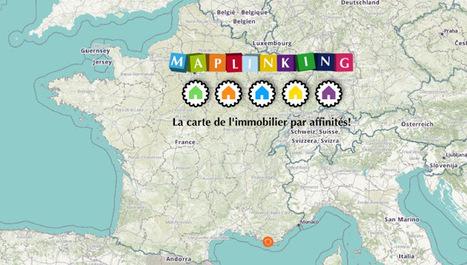 Géolocalisation intelligente en immobilier - Blog Immotopic   Immotopic   Scoop.it