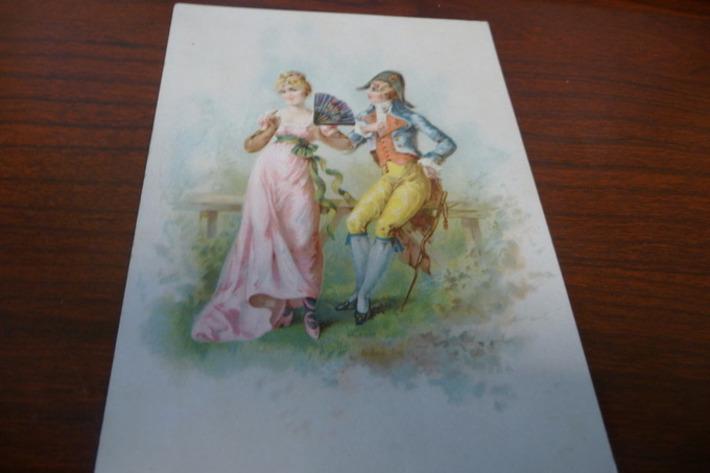 Antique Fleischmann & Co Yeast Card | Antiques & Vintage Collectibles | Scoop.it