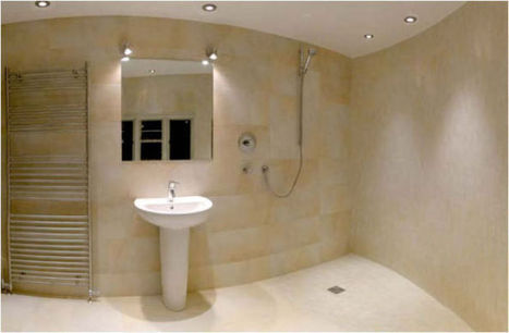 Builder's Corner: Wet Rooms Work for Everyone - nwitimes.com | Industrial Safety | Scoop.it