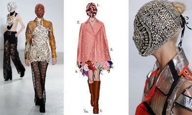 Fashion by numbers: Maison Martin Margiela couture - The Guardian | Fashion | Scoop.it