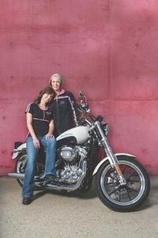 Harley-Davidson® Riders Wear Pink To Raise $1 Million For Women Affected By ... - PR Newswire (press release) | Harley Davidson Marlboro Man Leather Jacket Replica Sale | Scoop.it