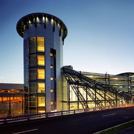 Portland International Jetport wins LEED Gold certification | sustainable architecture | Scoop.it