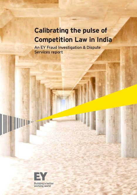 Calibrating the Pulse of Competition Law in India | IDBI Bank | Scoop.it