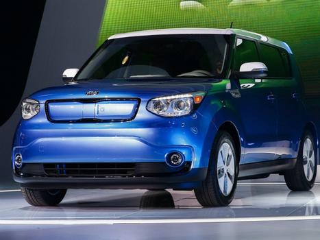 Nissan, Chevrolet y Kia presentan sus novedades en el Salón de ...   Autos   Scoop.it