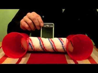 $2 DIY iPhone Speakers - YouTube | IKT och iPad i undervisningen | Scoop.it