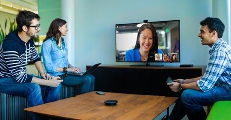 Google Just Became a Videoconferencing Hardware Company | Online Conferencing | Scoop.it
