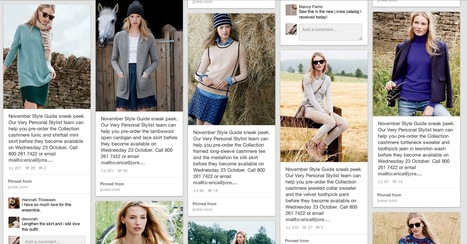 Photo Coverage: J.Crew's November Style Guide   Everything Pinterest   Scoop.it