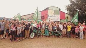 Le blog du Tour Alternatiba | Coopération, libre et innovation sociale ouverte | Scoop.it