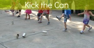I can day: kick the can game | Teach Preschool | Scoop.it