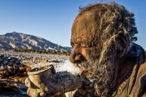 Meet Man Who Hasn't Bathed For 60 Years, Smokes Pipe Filled With Feces | No Such Thing As The News | Scoop.it