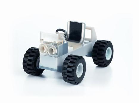 LEGO Turns Design Concepts into Working Prototypes using Objet 3D Printer - It's a 3D World | 3D-Print Tech | Scoop.it
