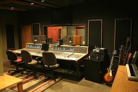 How to select a right recording studio? - News - Bubblews | Shopping | Scoop.it