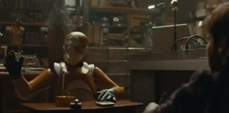 """""""EVA"""" – A Spanish Robot Movie I Just Have To See (Video) 