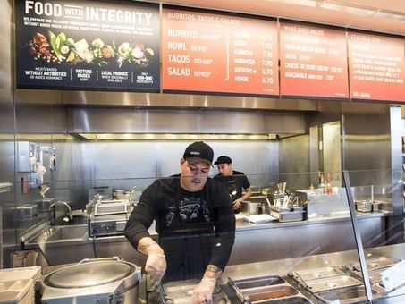 Chipotle hatches food giveaway to win back customers | Kickin' Kickers | Scoop.it