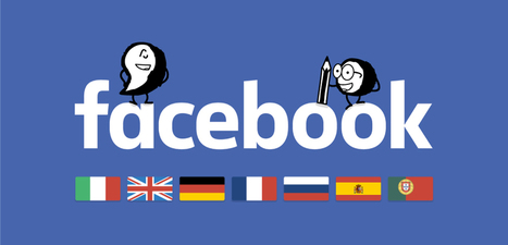 Regalo da Facebook: le pagine fan diventano multilingua! - Retorica Comunicazione | Facebook Daily | Scoop.it