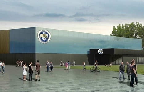 Mérignac: Padel, chute libre, mur d'escalade... Les projets du Decathlon Village se lancent enfin | Projets urbains sur Bordeaux | Scoop.it