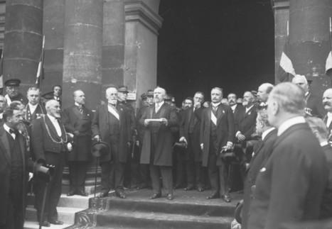 Ecouter la Première Guerre mondiale : les discours d'hommes politiques | Gallica | GenealoNet | Scoop.it