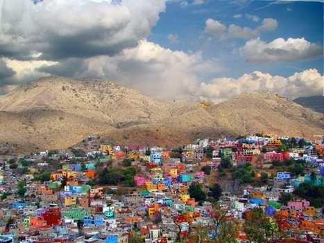 11 of the Most Colorful Cities in the World | Nuevas Geografías | Scoop.it