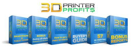 3D Printer Profits | Peer2Politics | Scoop.it