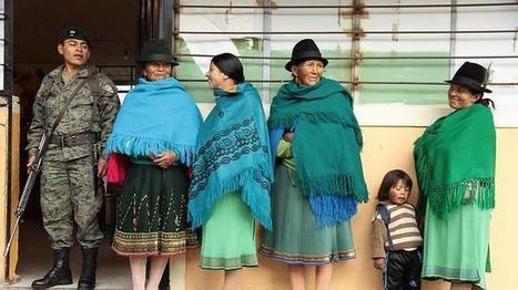 Seis claves del gobierno de Rafael Correa   Indigenas en Ecuador   Scoop.it
