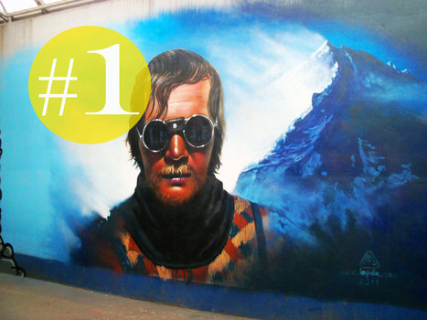 Poll concludes, Jerzy Kukuczka is the best mountaineer in the world! | Into Thin Air | Scoop.it