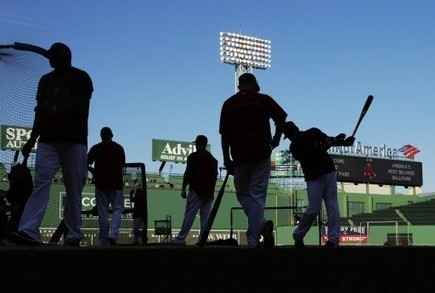 Boston - Marathon Bombing's Shadow Lingers As Boston Prepares For World Series