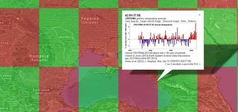Climat : à quel point les températures ont-elles augmenté près de chez vous ? | L'enjeu environnemental | Scoop.it