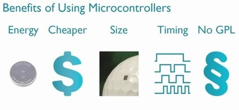 "ARM: ""Microcontrollers Are Better Because There's No GPL"" 