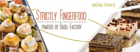 Strictly Fingerfood powered by Bagel-Factory | Strictly Fingerfood Catering Zurich www.bagel-factory.ch | Scoop.it