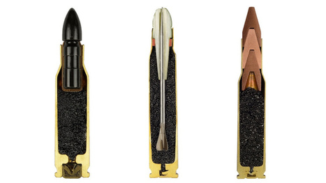 Cross-section photographs of bullets are strangely fascinating | What's new in Visual Communication? | Scoop.it