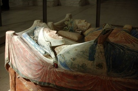 Eleanor, Queen of France and England and Duchess of Aquitaine - Medievalists.net | The Related Researches & News of Dr John Ward | Scoop.it