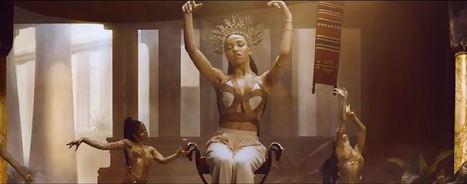 [ Coup de <3] - FKA Twigs, pharaonique dans son nouveau clip   ON EST BEAUX - ON EST BOBOS   Scoop.it