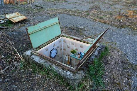 Secret Miniature Rooms Hidden In Milan's Manholes | La ciudad y sus bienes comunes | Scoop.it