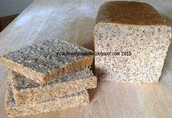 Pane in cassetta con farina di miglio e sorgo | senza glutine | Scoop.it