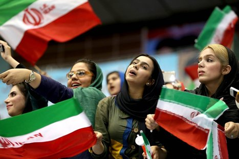 Iran Won't Let Women Watch The World Cup - Daily Beast | Mr. Soto's Human Geography | Scoop.it