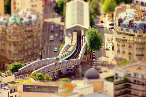Paris comme en miniature ! | Paris, son histoire | Scoop.it