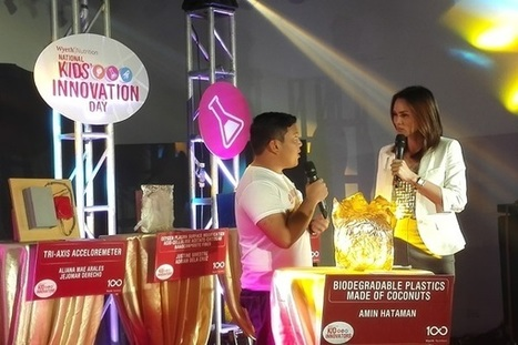 Filipino Teen Invents Biodegradable Plastic Bags Made of Coconuts   Marine Litter Updates   Scoop.it