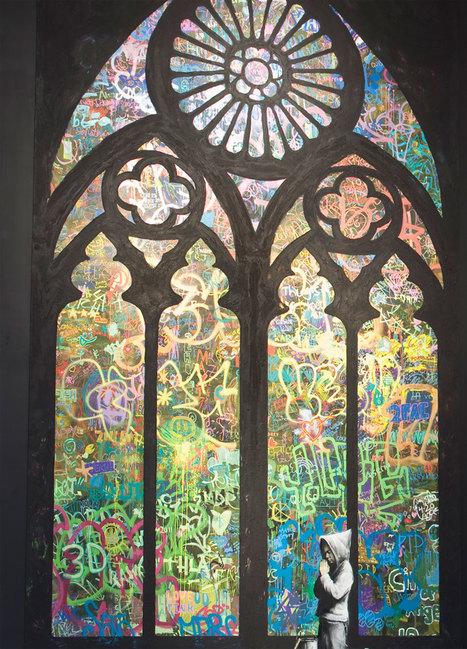 banksy: art in the streets at MOCA, los angeles | Banksy y sus obras | Scoop.it