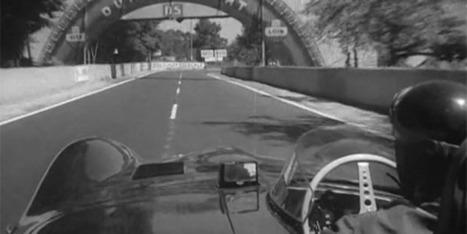 Embarquez avec Mike Hawthorn au Mans 56 - actualité automobile - Motorlegend | Vroum Vrouumm | Scoop.it