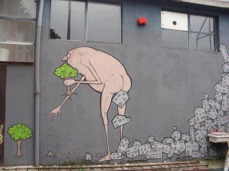 10 villes européennes pour les amateurs de Street Art - GoEuro.fr Blog | Actus décalés | Scoop.it