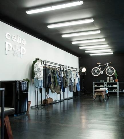 Actualité des enseignes   Celio ouvre deux pop-up stores connectés à Paris   INNOVATION & FASHION RE&E.TAIL   Scoop.it