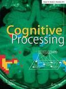 Cognitive Processing, Volume 16, Issue 4, Special Section: Complexity in brain and cognition | Papers | Scoop.it