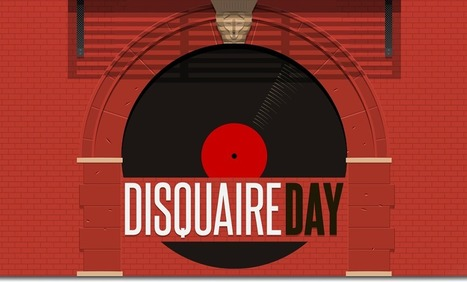 Disquaire Day 2016 notre sélection de disques à chiner | Vinyles et disques, pop & rock | Scoop.it