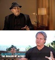 John Mulholland & Richard Zampella Filming Interviews for Elmore Leonard Documentary | Richard Zampella | Scoop.it