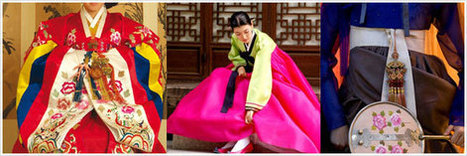 Official Site of Korea Tourism Org.: The story of Hanbok | Visual Culture | Scoop.it